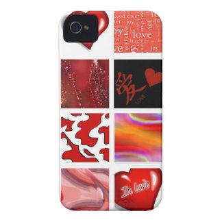 Rot ist Liebe, Fäule ist die Liebe, iPhone 4 Hülle