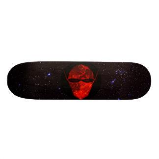 Rot: Reisender Tau Ceti Bedruckte Skateboarddecks