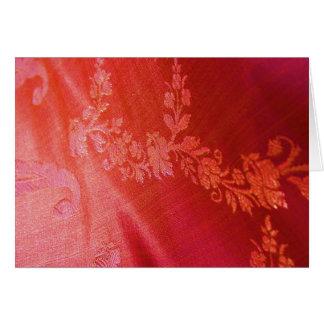 Rote Blumeneleganz IV kundengerecht