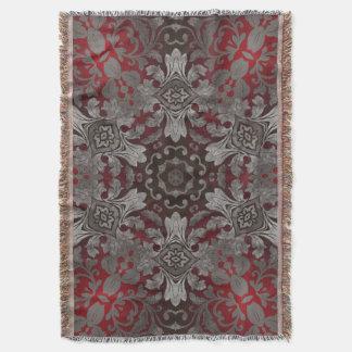 rote der Renaissance gotische metallische und Decke