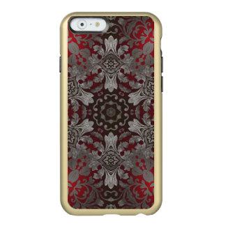 rote der Renaissance gotische metallische und Incipio Feather® Shine iPhone 6 Hülle
