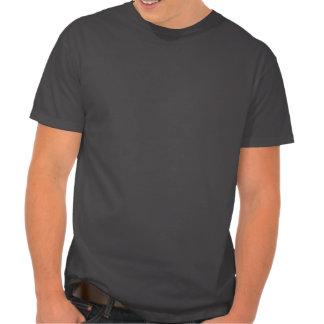 Rote karierte Tischler-Werkzeuge Shirt