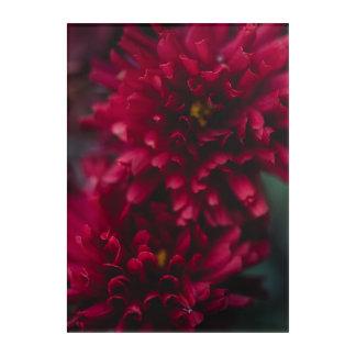 Rote Mama-Acryldruck Acryl Wandkunst