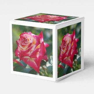 Rote Rose Geschenkkartons
