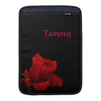 Rote Rosen sind für Liebe MacBook Air Sleeve