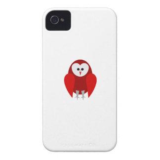 Rote Schleiereule iPhone 4 Hüllen