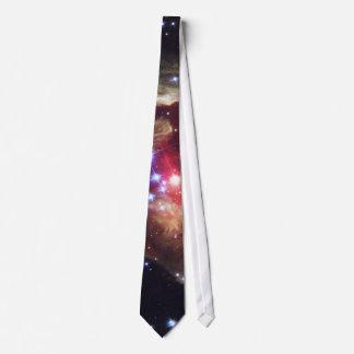 Rote Supergiant Stern-Krawatte Personalisierte Krawatten