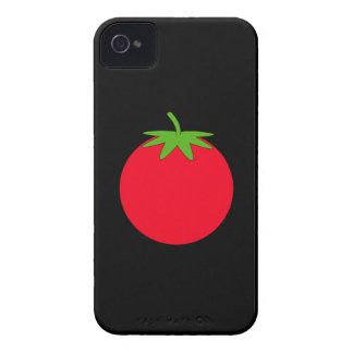 Rote Tomate iPhone 4 Etuis