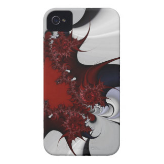 roter Dorn iPhone 4 Cover