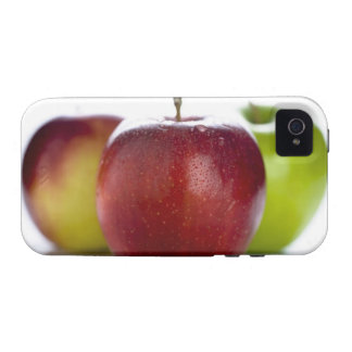 Rotes Apple iPhone 4 Case