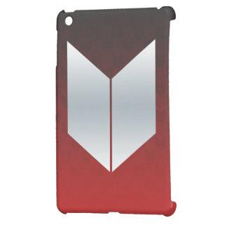 Rotes iPad Minifall iPad Mini Schale