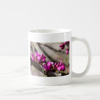 Rotes Knospen-Blühen Tasse