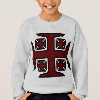 Rotes Kross™ Jungen-Sweatshirt Sweatshirt
