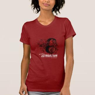 Rotes T-Stück + Umbauten/Frauen T-Shirt