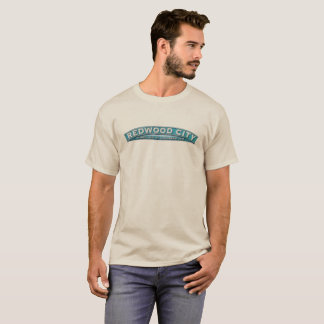 Rotholz-Stadt-Klima am besten durch T-Shirt
