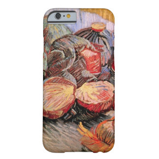 Rotkohl-Zwiebeln Van Gogh, Vintages noch Leben Barely There iPhone 6 Hülle