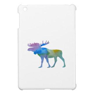 Rotwild-Kunst iPad Mini Hülle