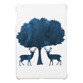 Rotwild-Kunst iPad Mini Schale