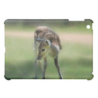 Rotwild sind so süß iPad mini hülle