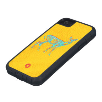 Rotwild-Verstand iPhone 5 Cover