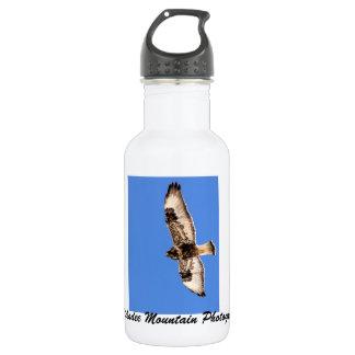 Rough_legged Falke Trinkflaschen