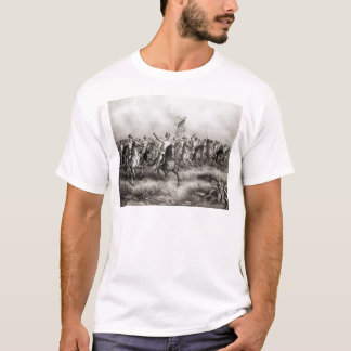 Rough Riders: Oberst Theodore Roosevelt T-Shirt