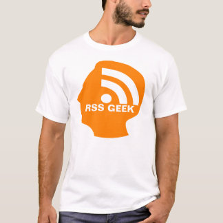 RSS Geek-Shirt T-Shirt
