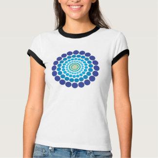 rück abstract circles T-Shirt