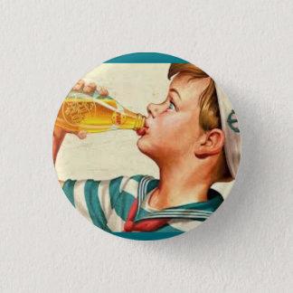 Rück Boy Runder Button 3,2 Cm