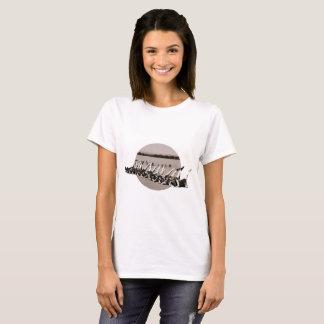Rück Strand T-Shirt