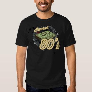 Rückspulen zurück zu dem 80er shirt