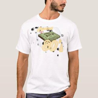 Rückspulen zurück zu dem 80er T-Shirt