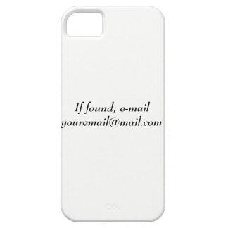 Rufen Sie Fall für die an, die ihr Telefon iPhone 5 Schutzhülle