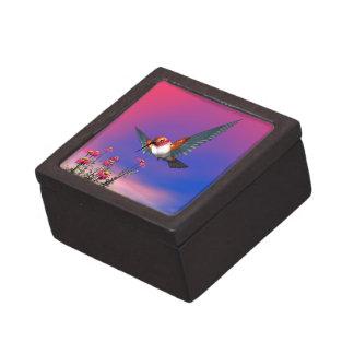 Rufous Kolibri - 3D übertragen Schachtel