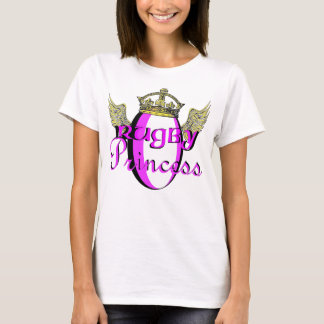 Rugby-Prinzessin T-Shirt