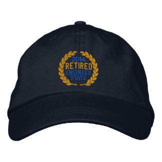 Ruhestands-Lorbeer personifizieren es! Gestickte Bestickte Kappe