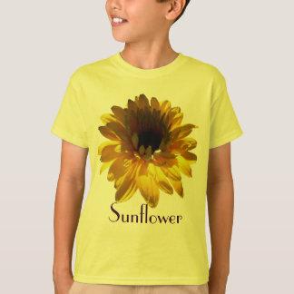 Ruhige Sonnenblume T-Shirt