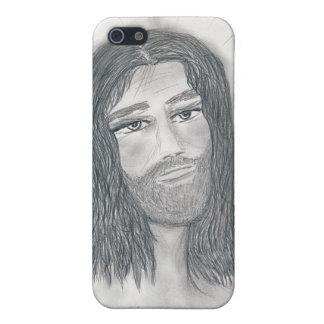 Ruhiger Jesus iPhone 5 Hüllen