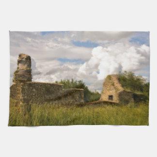 Ruiniert Handtuch