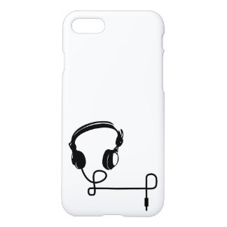 "Rumpf iPhone 7 ""HeadPhones "" iPhone 8/7 Hülle"