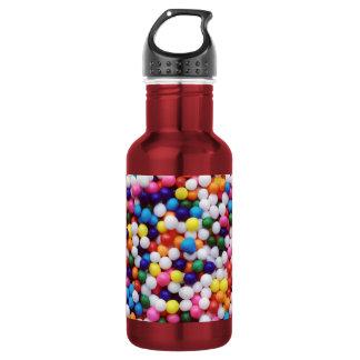 Rund besprüht trinkflasche