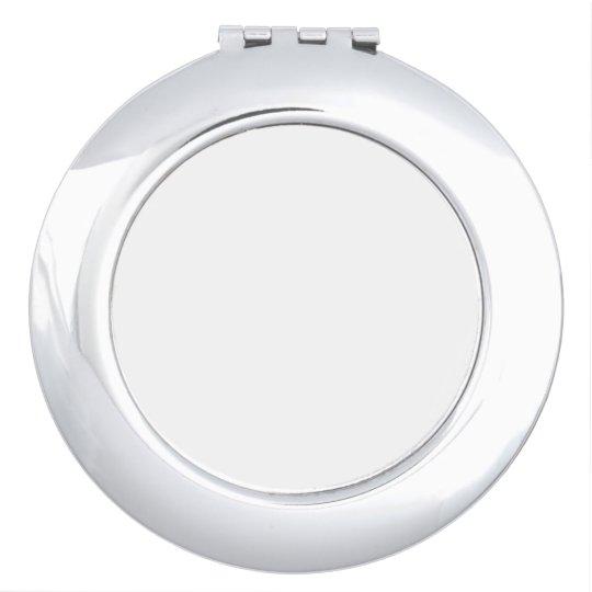 Rund Compact Mirror