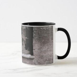 Rußige Fenster-Tasse Tasse