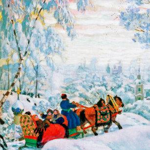 Russisch Frohe Weihnachten.Frohe Weihnachten Auf Russisch Geschenke Zazzle At