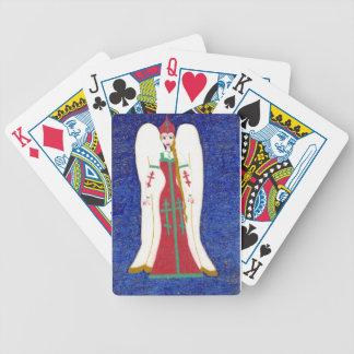 Russischer orthodoxer Engel Poker Karten