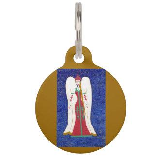 Russischer orthodoxer Engel Tiermarke