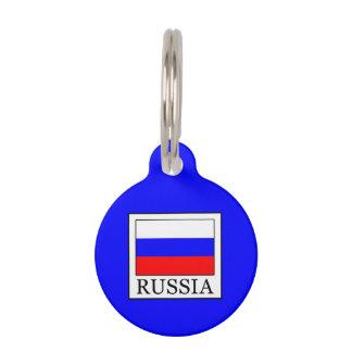 Russland Haustiermarke