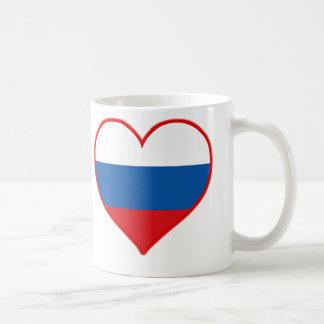 Russland-Liebe Tasse