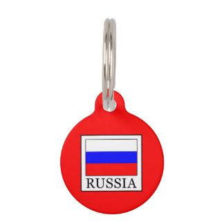 Russland Tiermarke