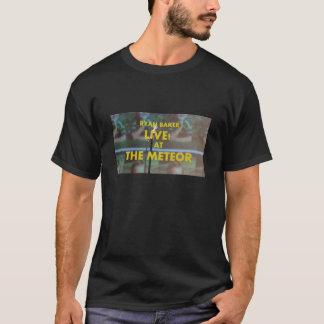 Ryan-Bäcker Live! am Meteor T-Shirt